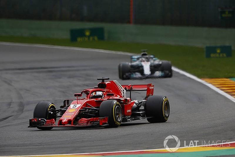 Hamilton: Mercedes, Ferrari'nin numaralarına cevap verebilmeli