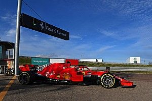 90 fotos del debut de Carlos Sainz con Ferrari en Fórmula 1