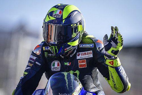 Rossi était prêt pour d'autres courses après le Portugal