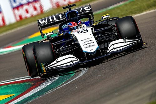 "Russell explains ""Pastor Maldonado moment"" in Imola F1 qualifying"
