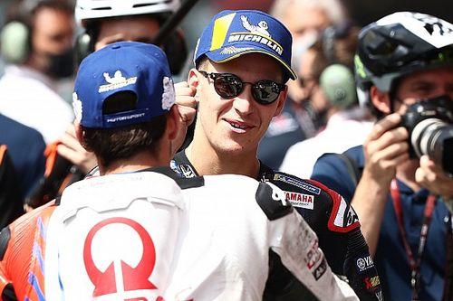 Startopstelling voor de MotoGP Grand Prix van Portugal