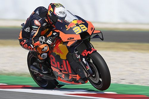 """Binder over nieuwe KTM MotoGP-deal: """"Wilde nergens anders heen"""""""
