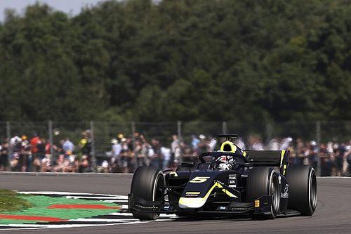 F2 Silverstone: Antrenman turlarının en hızlısı Ticktum