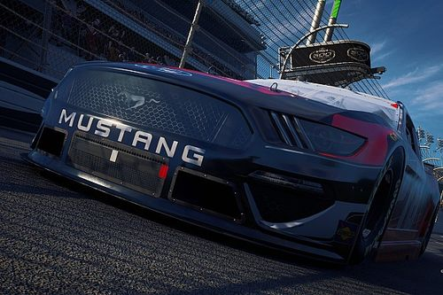 First teaser images unveiled for next NASCAR game