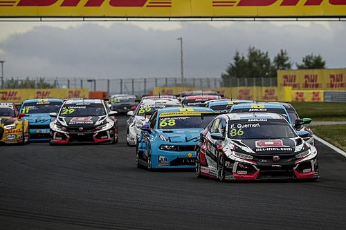 WTCR reveals 22-car entry list for 2021 season
