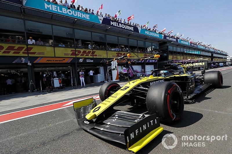 Ricciardo verwachtte meer van zichzelf: