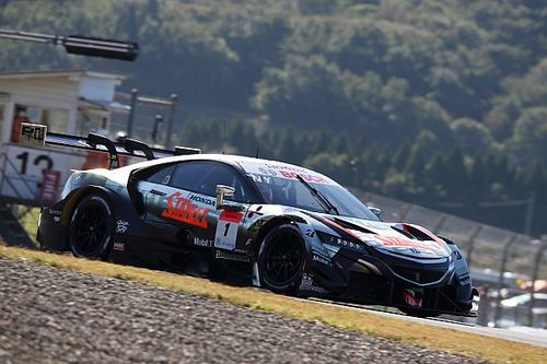 Is it too late to stop Yamamoto winning the SUPER GT title?