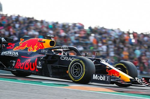 """How Mercedes went from Austin practice domination to """"very tight at the front"""" with Red Bull"""