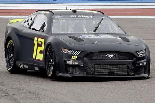 NASCAR: Gen7-Test auf Charlotte-Roval offenbart Lenkungsprobleme