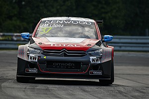 WTCC Qualifying report José María López and Yvan Muller earn first All-Citroën front row at the Nürburgring