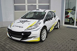 Other rally Breaking news World's first electric rallycross car revealed