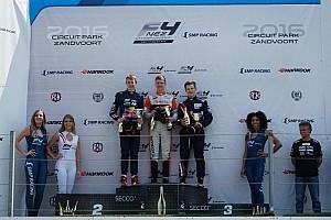 Формула 4 Отчет о гонке Опмеер в третий раз кряду выиграл в SMP Формуле 4