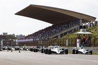 A Masters klasszikus F1-es autóival rendeznek betétfutamot a Brit Nagydíjon