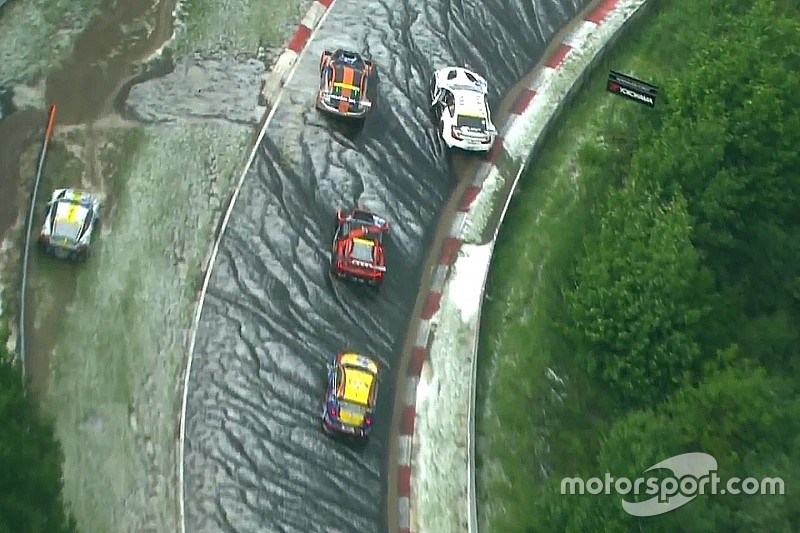 Video: Die Highlights der ersten Rennhälfte bei 24h Nürburgring