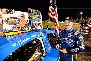 NASCAR Race report Justin Haley claims 2016 NASCAR K&N East title