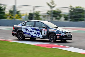 Touring Race report Buddh Vento Cup: Dodhiwala dominates Race 1