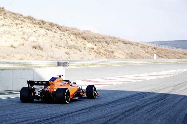Formula 1 Breaking news Alonso tells McLaren fans: