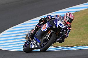 Supersport Antrenman raporu Philip Island SuperSport: Cuma günü Mahias ve Yamaha lider, Kenan dördüncü