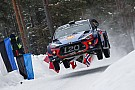 WRC WRC Zweden: Neuville voert Hyundai 1-2-3 aan