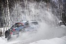 WRC Sweden WRC: Neuville leads into final day, top-six battles tighten