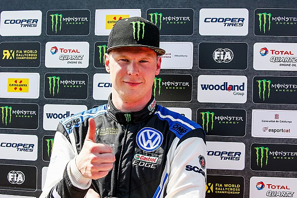 World Rallycross Norway World RX: Kristoffersson takes dominant victory