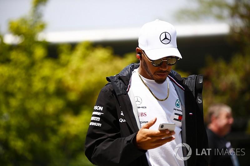"""Villeneuve: """"Hamilton válságban van"""""""