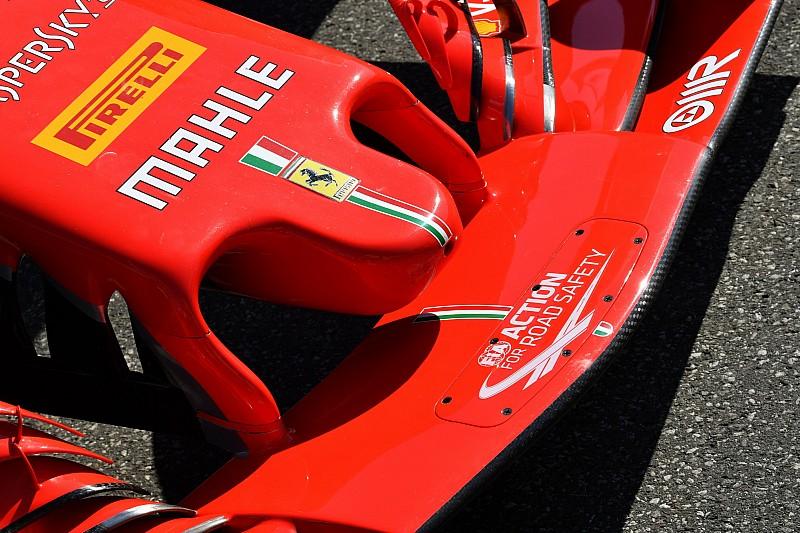 F1-es technikai képgaléria a Német Nagydíjról: Hockenheim