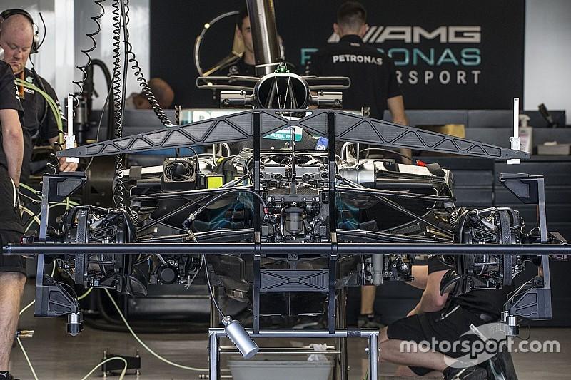 Spyshots: De belangrijkste tech updates voor de GP van Abu Dhabi