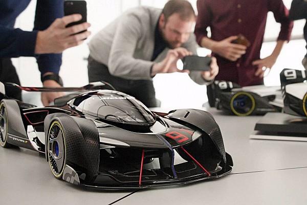 Automotivo Últimas notícias Amalgam lança réplica perfeita da McLaren Ultimate Vision GT em escala 1:8