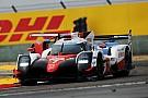 Toyota quiere terminar el año con más victorias que Porsche