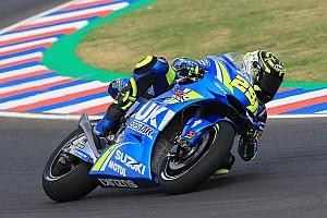 Austin, Libere 2: Iannone al top con la Suzuki, ma Marquez fa paura