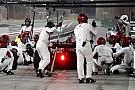 Diaporama : l'Alfa Romeo Sauber dans le Grand Prix de Bahreïn