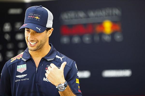 Formula 1 Ricciardo: Bottas'ın yerinde olsaydım Vettel'e atak yapardım