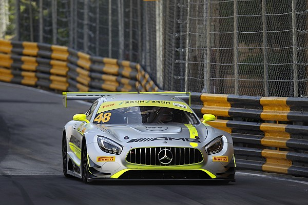Macau GT: Mortara doubles up with main race win