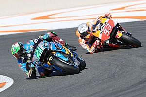 MotoGP Важливі новини Морбіделлі: Найбільше враження - їзда поруч із Россі та Маркесом