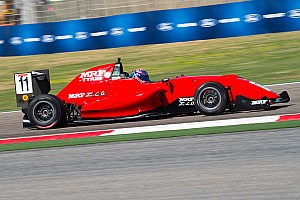 Indian Open Wheel Race report MRF Dubai: Drugovich menangi Race 1, Presley Martono kelima, Dana P13