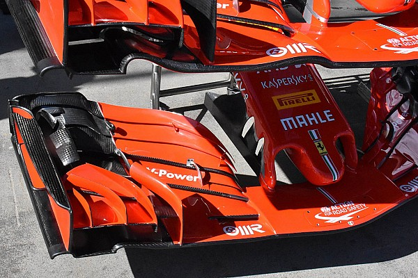 Formula 1 Special feature Australian GP: Latest tech updates, direct from the garages