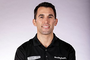 """NASCAR Cup Interview Aric Almirola on move to SHR: """"I want the pressure"""""""