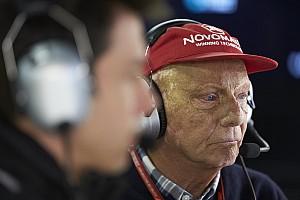 Lauda, contra los dueños de la F1:
