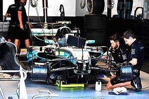 Fórmula 1 Galería GALERÍA TÉCNICA: actualizaciones para el GP Brasil