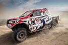 Dakar Motor Ten Brinke knalt bij 190 km/u: