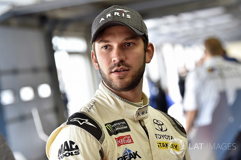"Daniel Suarez believes first Cup win ""can happen any time"""