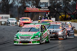 Supercars Breaking news 'Light at the end of the tunnel' for embattled Nissan outfit