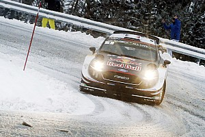 WRC Resumen de la etapa Ogier cierra el sábado en Montecarlo como líder