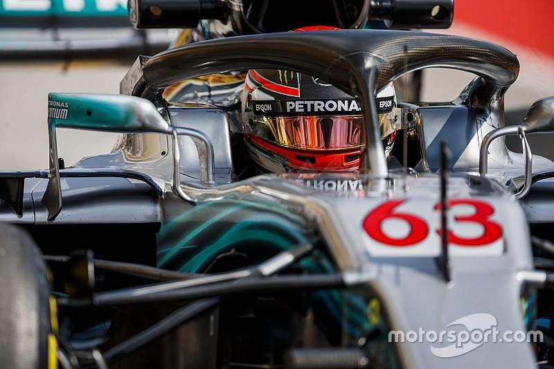 Russell: Formula 1 masih kurang dua tim lagi