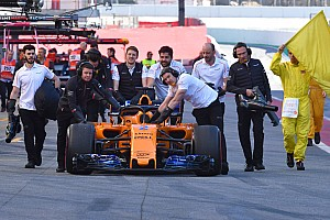 Formula 1 Special feature F1 Debrief: All you need to know from Test 2, Day 1