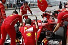 F1 Vettel tendrá un nuevo chasis tras los problemas del viernes
