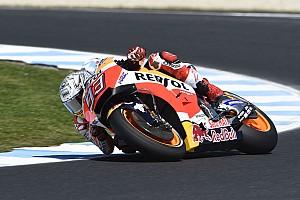 MotoGP Qualifiche Marquez firma la pole a Phillip Island, Dovizioso è solo 11esimo