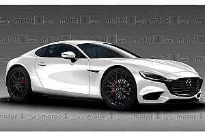 Automotive Breaking news New Mazda RX-9 render is one step closer to rotary comeback