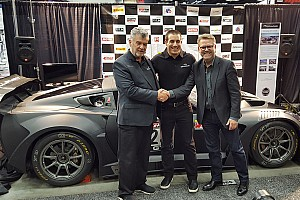 PWC Breaking news Former Cadillac ace Cooper to race Callaway Corvette